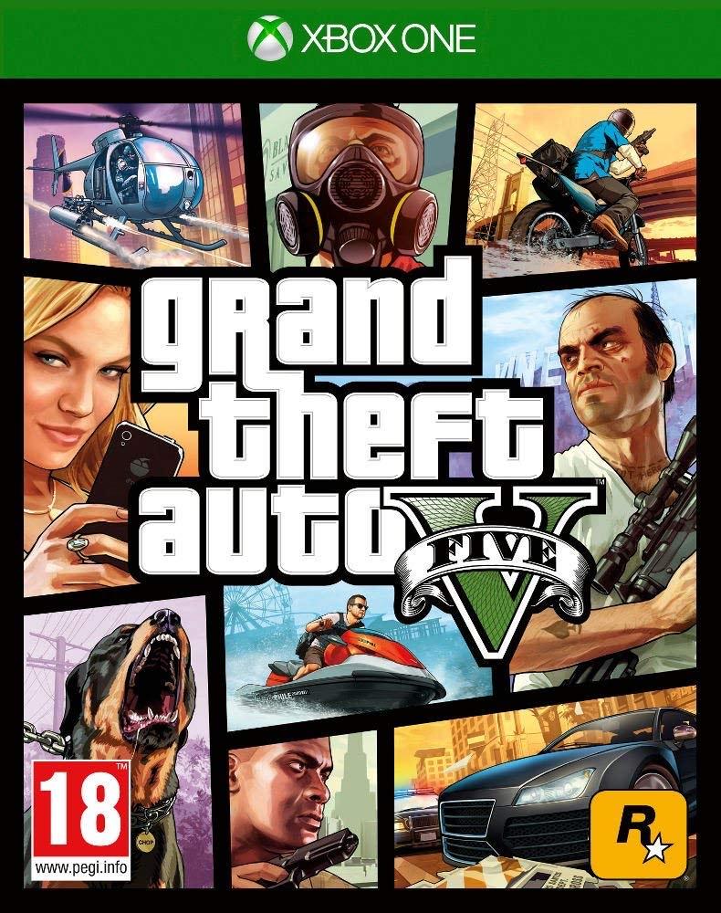 GTA V Free on Xbox Gamepass at Microsoft (Microsoft Store)
