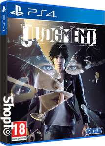 Judgment (PS4) £24.85 Delivered @ Shopto
