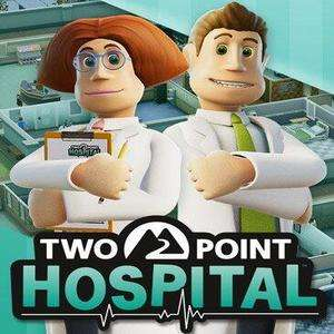 [Steam] Two Point Hospital (PC) - £6.43 with code @ 2game