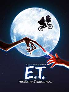 Various digital 4k UHD movies to buy (Including ET) from £2.99 on Amazon Prime Video