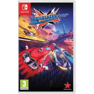 Trailblazers (Nintendo Switch) now £7.99 free click and collect at Game