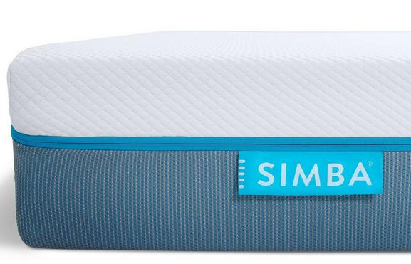 Simba Refurbished Original Mattress | Foam & Springs | Free Delivery - £149.25 @ eBay / simbasleep