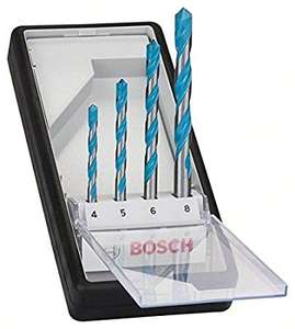 """Bosch Professional Robust Line CYL-9"""" Multi-Purpose Drill Bit-Set - £5.31 Delivered - Sold and Sent by Campbell Miller Tools Ltd via Amazon"""