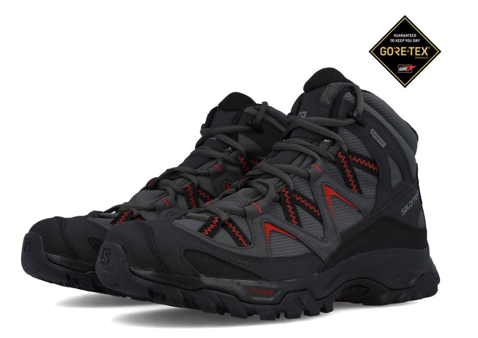Salomon Bekken Mid Gore-Tex Walking Boots - £64.98 @ SportsShoes (£58.98 with studentbeans)