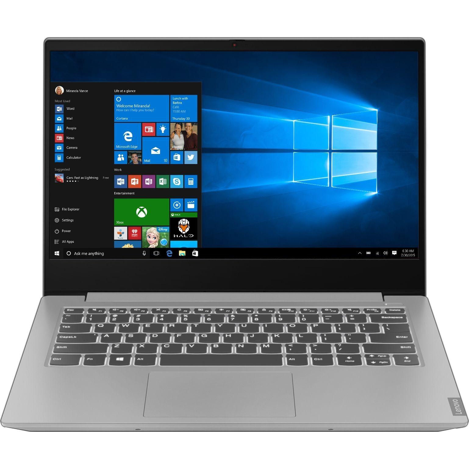 """Lenovo Ideapad Laptop S340 14"""" Full HD AMD Ryzen 7 3700U, 8GB RAM 512GB SSD W10 £479.99 Laptop outlet"""