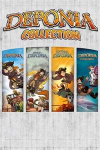 Deponia Collection (Xbox One) £11.72 @ Xbox Live
