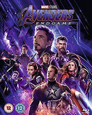 Avengers Endgame blu ray £13.00 @ Amazon prime (£2.99 p&p non prime)