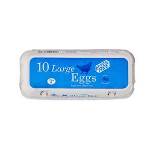 Iceland - Class 'A' 10 Large Fresh Eggs - £1 or 2 for £1.60