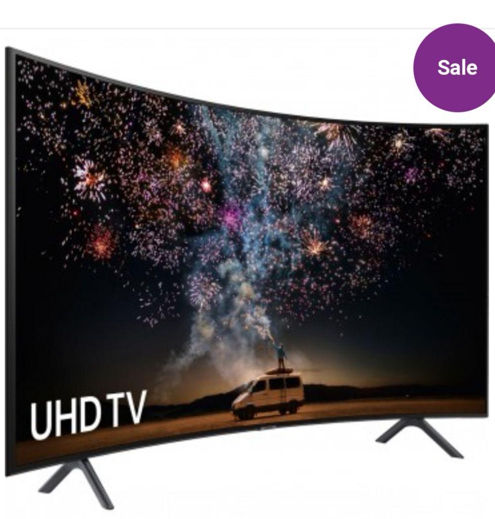 Samsung UE49RU7300 49 Inch 4K Ultra HD HDR Smart LED Curved TV £359.98 Delivered @ District Electricals