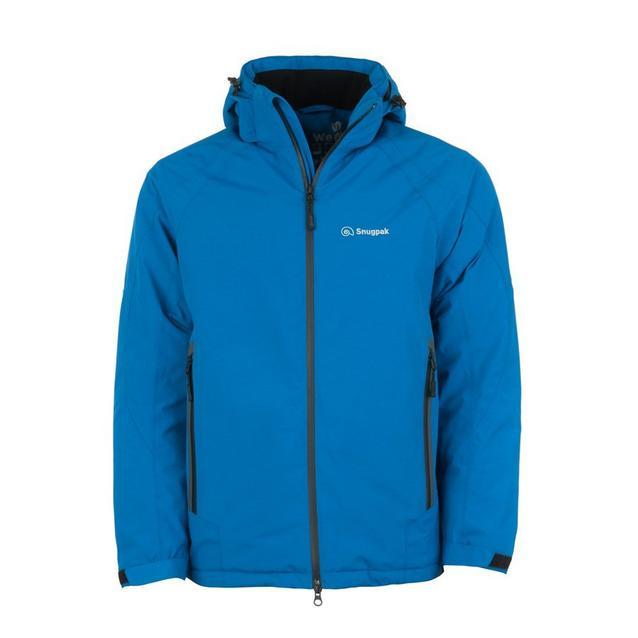 SNUGPAK mens Torrent jacket - Electric Blue £80 @ Tiso