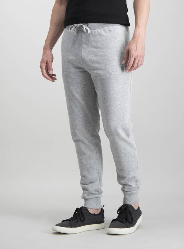 Tu Clothing Light Grey Marl Slim Fit Joggers £6 / Blue £7 / Charcoal £7 @ Argos