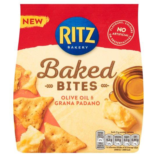 Ritz Baked Bites 100g 75p @ Tesco Instore & Online