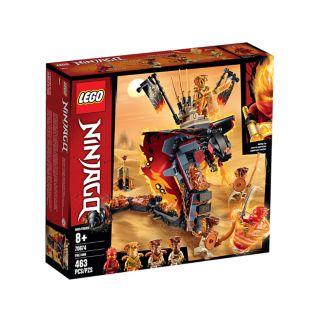 Lego Ninjago Fire Fang 70674 @ £24 instore @ Sainsbury's