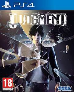 Judgment (PS4) £19.95 Delivered @ The Game Collection