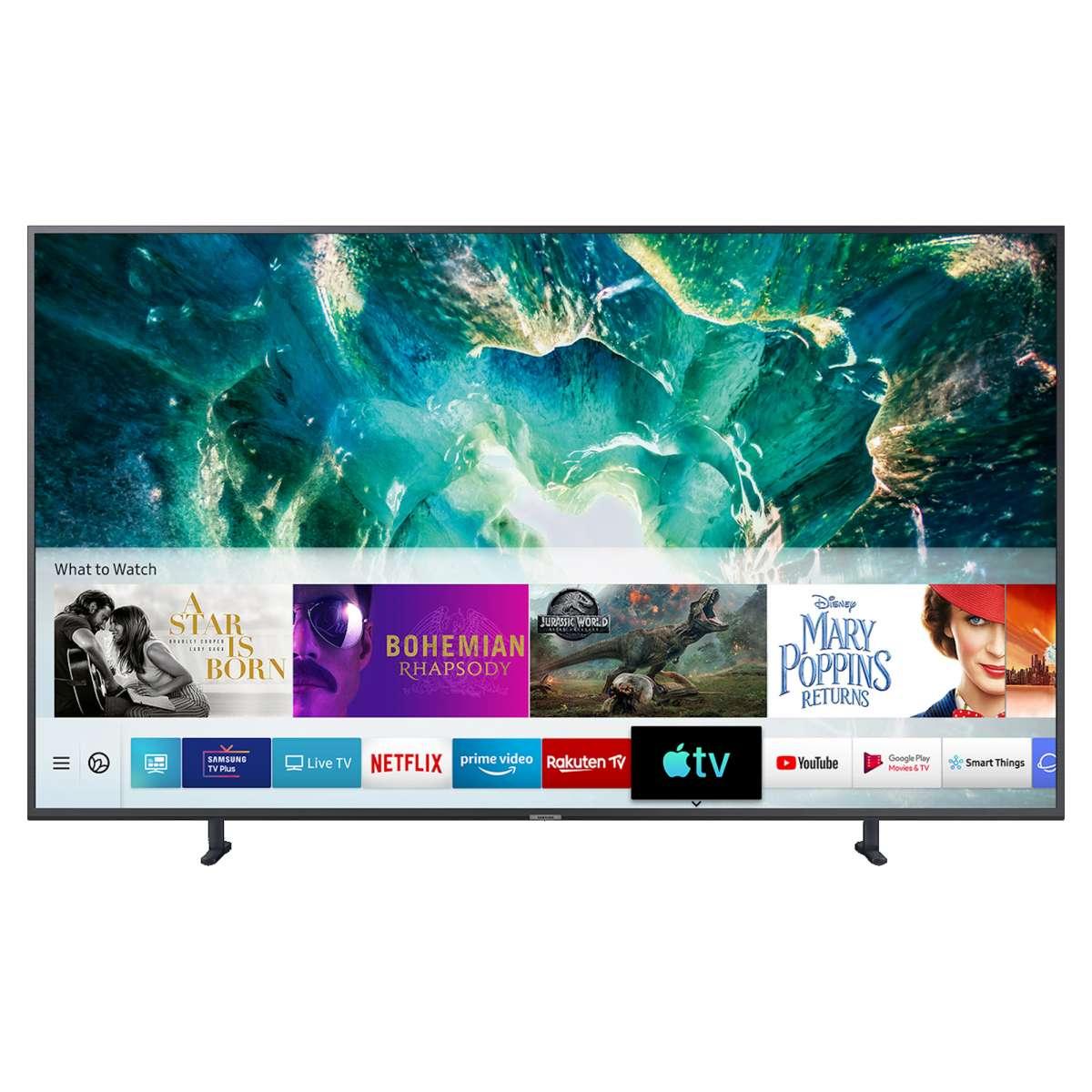 Samsung RU8000 55 INCH 4K HDR Smart Premium UHD TV Wide Viewing Angle Game Mode Slim Design £519 @ BT
