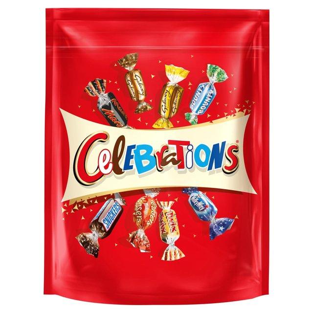 Celebrations 400g £2 @ Morrisons