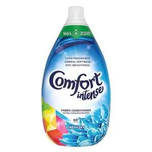 Comfort Intense Fabric Conditioners 900Ml - £2.50 @ Tesco