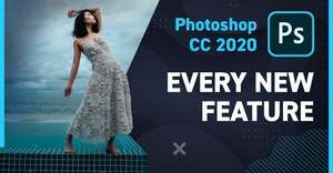 Photoshop CC 2020 MasterClass - Free with Code @ Udemy