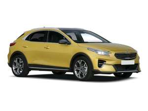 Kia XCEED HATCHBACK 1.0T GDi ISG 2 5dr on 24 month Lease 3+24 Total Cost £4,548.44 @ carleasingmadesimple