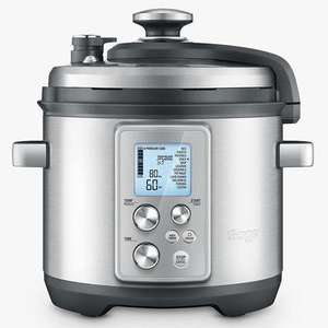 Sage BPR700BSS 'The Fast Slow Pro Slow Cooker' in Brushed Metal - £95 John Lewis & Partners (2 year warranty)