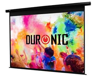Refurbished Duronic 133 projector screen £69.99 Dispatched from and sold by DURONIC Amazon