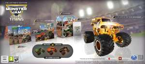 Monster Jam Xbox One Collector's Edition £34.99 @ Amazon