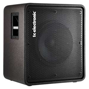 """TC Electronic 400W RS115 1x15"""" Bass Cabinet - Eminence Speaker - £259 Delivered @ Andertons"""