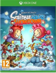 Scribblenauts Showdown (Xbox One) £3.99 Delivered @ Amazon - Sold by eoutlet-uk Fufilled by Amazon