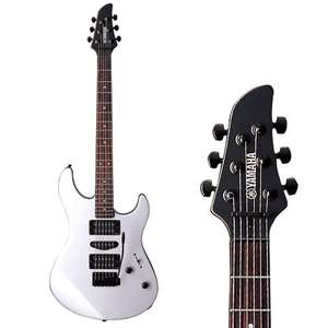 Yamaha RGX121Z Electric Guitar - Flat Silver £169 Delivered @ Kenny's Music
