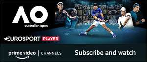 Live Australian Open Tennis coverage FREE via Prime Video