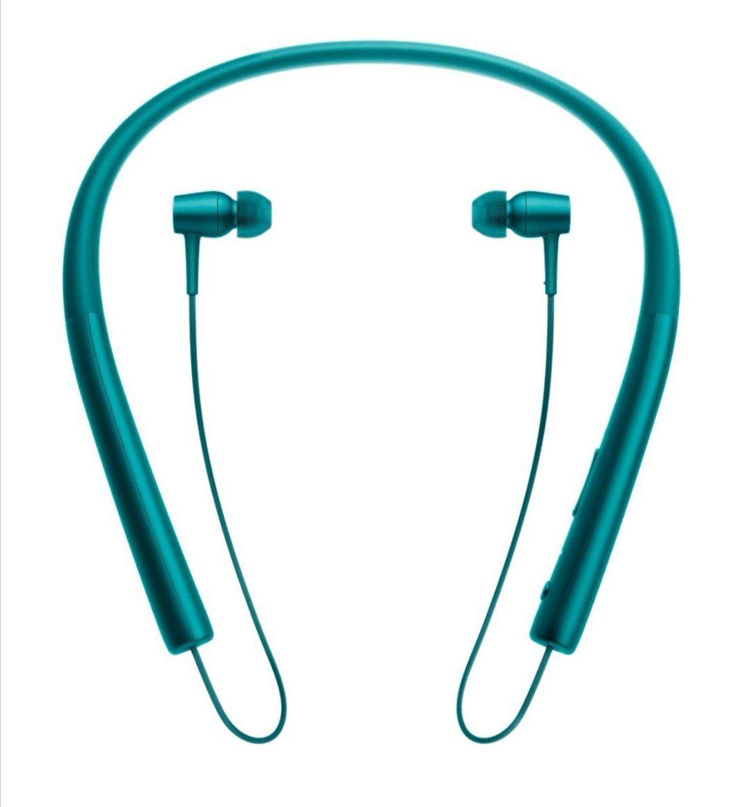 Sony h.ear EX750BT Bluetooth High Resolution In Ear Headphones - Blue £41.99 @ Jerco Micro FB Amazon