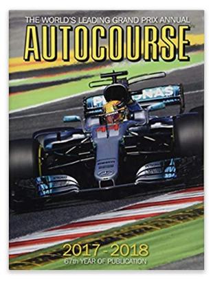 Autocourse 2017/18 annual (autocourse annual) £5.36 prime / £8.35 non prime @ Amazon