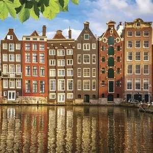 Amsterdam Mini cruise via Coach from £39pp - Total £78 @ Shearings Holidays