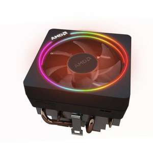 AMD Wraith Prism AM4 CPU Cooler £22.73 delivered @ OCL