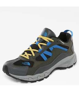 Mens kuna crest trail shoes size 6 to 12, free delivery £47.50 @ The North Face Shop
