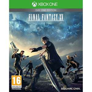 Final Fantasy XV Day One Edition Xbox One Game [Used - Like New] £6.86 @ 365Games