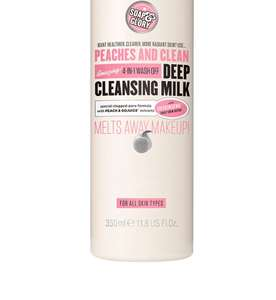 Soap and Glory Cleansers Boots Offer - Free C&C available £5