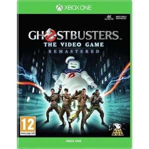 [Xbox One] Ghostbusters: The Video Game Remastered - £14.99 @ Microsoft Store