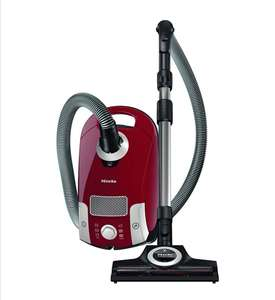 Miele 10931630 Compact C1 Cat and Dog Power Line Vacuum Cleaner £147.97 @ Amazon