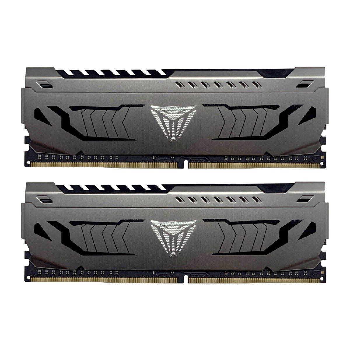 Viper Steel Series DDR4 16GB (2 x 8GB) 4000MHz Performance Memory Kit - £79.11 at Amazon