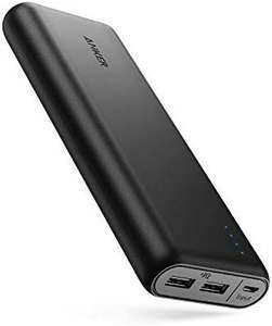 Anker PowerCore 20100 - 20000mAh Ultra High Capacity Power Bank with Powerful 4.8A Output, PowerIQ Technology - £22.99 - Sold by Anker / FBA