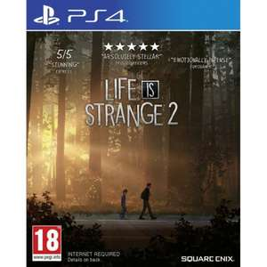 Life is Strange 2 - Physical PS4/Xbox One - £19.95 @TheGameCollection