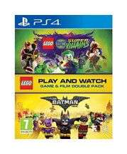 [PS4] Lego DC Supervillains Game & Lego Batman The Movie (Blu-Ray) Double Pack - £13.99 delivered @ Base