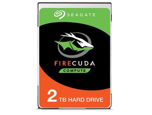 "Seagate FireCuda 2TB SATA III 2.5"" Hybrid Drive from CCL Online £61.17"