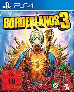 Borderlands 3 PS4 £18.43 Like New OR Very Good Condition [New missing codes] @ Amazon Warehouse Germany (or £17.83 fee fee)
