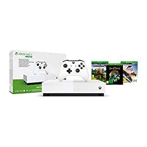 Xbox One S 1TB All Digital £108.34 [Damaged Packaging] @ Amazon Warehouse Germany (£104.85 fee free) OR £113.87 for Like New