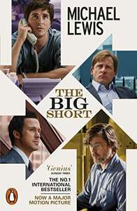 The Big Short: Inside the Doomsday Machine- Kindle Edition now 99p @ Amazon
