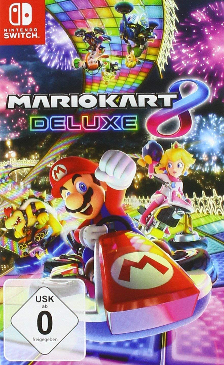 Mario Kart 8 Deluxe Nintendo Switch (Used - Very Good) £26.03 Amazon Warehouse UK
