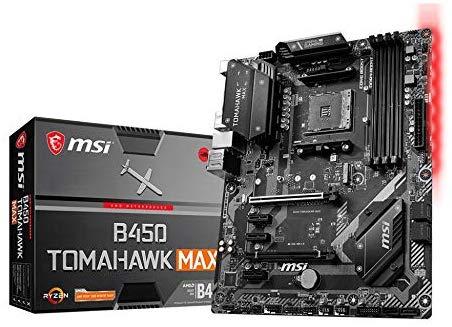 MSI B450 TOMAHAWK MAX Motherboard ATX, AM4, DDR4, LAN, USB 3.2 Gen2, TYPE-C, M.2 (Used very good) £68.74 @ AmazonWarehouse