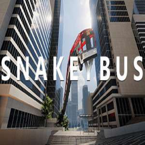 Snakeybus (PC) - £1.80 on Steam